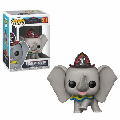 Funko Pop! Disney: Dumbo Fireman