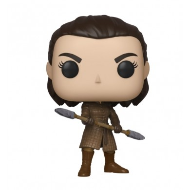Funko Pop! Game of Thrones - Arya with Two Headed Spear