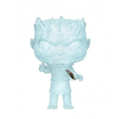 Funko Pop! Game of Thrones - Crystal Night King with Dagger in Chest
