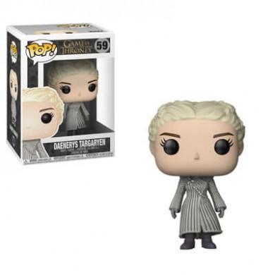 Funko Pop! Game of Thrones - Daenerys (White Coat)