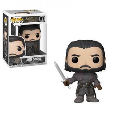 Funko Pop! Game of Thrones - Jon Snow (Beyond the Wall)