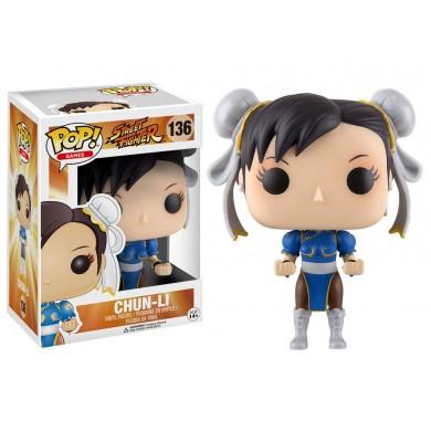 Pop! Games: Street Fighter - Chun-Li