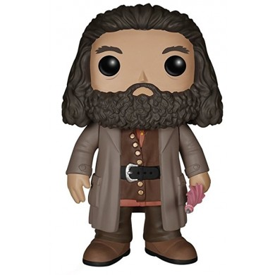 Funko Pop! Movies: Harry Potter - Rubeus Hagrid