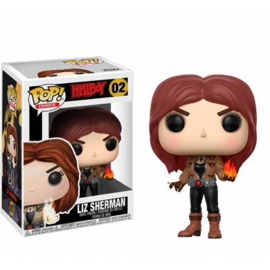 Funko Pop! Hellboy - Liz Sherman