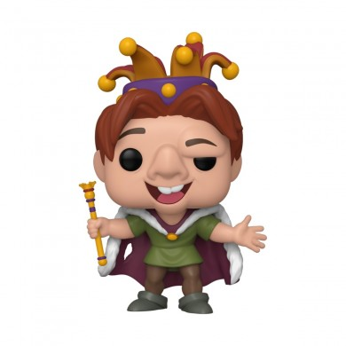 Funko Pop! Disney: The Hunchback of the Notre Dame - Quasimodo Fool