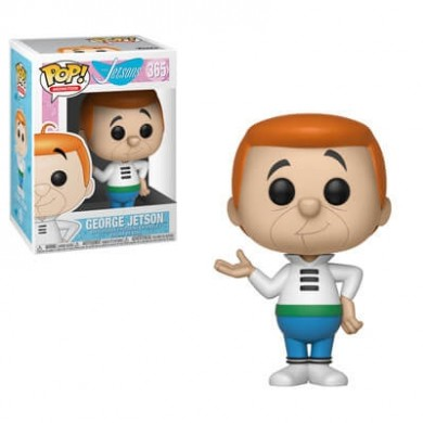 Funko Pop! The Jetsons - George Jetson