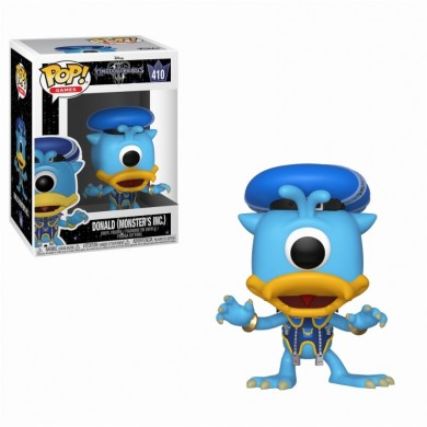 Funko Pop! Disney: Kingdom Hearts 3 - Donald Monsters Inc.