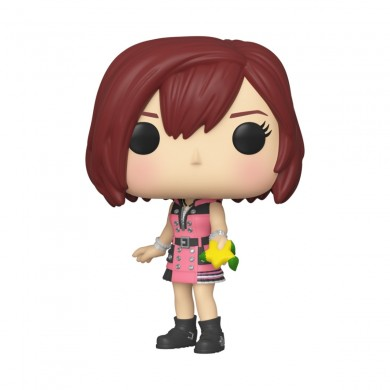 Funko Pop! Disney: Kingdom Hearts 3 - Kairi with Hood