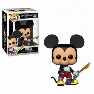 Funko Pop! Disney: Kingdom Hearts 3 - Mickey