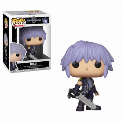 Funko Pop! Disney: Kingdom Hearts 3 - Riku