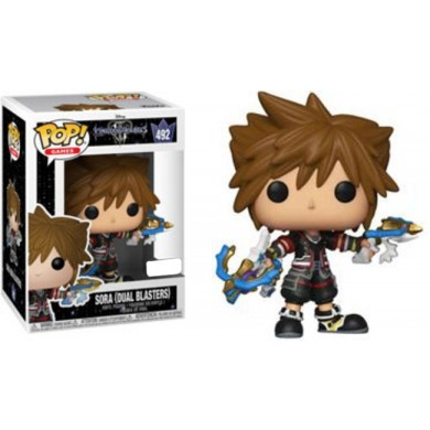 Funko Pop! Disney: Kingdom Hearts 3 - Sora with Dual Blasters Limited Edition