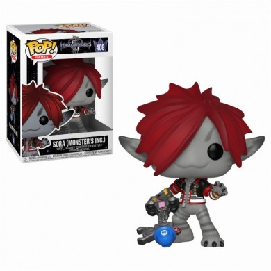 Funko Pop! Disney: Kingdom Hearts 3 - Sora Monsters Inc.