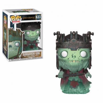 Funko Pop! Lord of The Rings - Dunharrow King