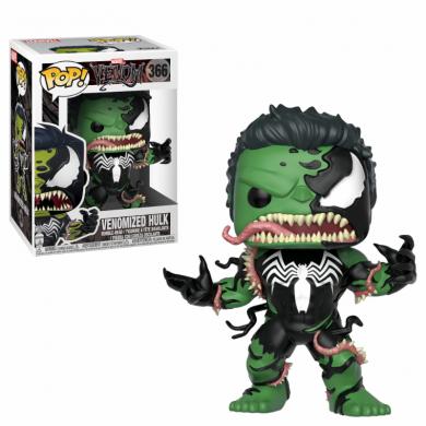 Funko Pop! Marvel Venom - Venom / Hulk