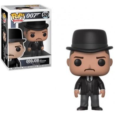 Funko Pop! James Bond Goldfinger - Oddjob