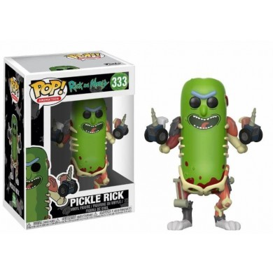 Funko Pop! Rick and Morty - Pickle Rick