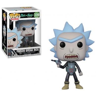 Funko Pop! Rick and Morty - Prison Escape Rick