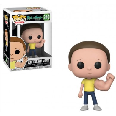 Funko Pop! Rick and Morty - Sentient Arm Morty