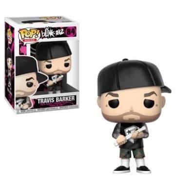 Funko Pop! Blink 182 – Travis Barker