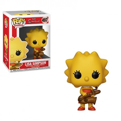 Funko Pop! Simpsons - Lisa Simpson