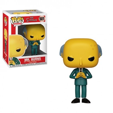 Funko Pop! Simpsons - Mr Burns
