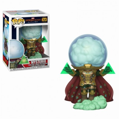 Funko Pop! Spider-Man: Far From Home - Mysterio