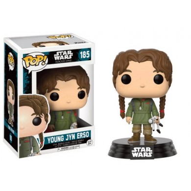 Pop! Star Wars: Rogue One - Young Jyn