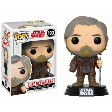 Funko Pop! Star Wars The Last Jedi - Luke Skywalker