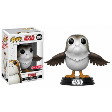 Funko Pop! Star Wars The Last Jedi - Porg Open Wing Exclusive