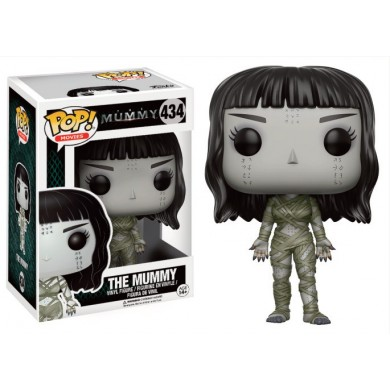 Funko Pop! Movies: The Mummy - The Mummy [BOX DAMAGE]