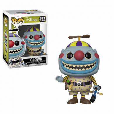 Funko Pop! Disney: The Nightmare Before Christmas - Clown