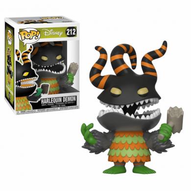 Funko Pop! Disney: The Nightmare Before Christmas - Harlequin Demon