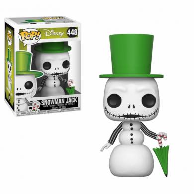 Funko Pop! Disney: The Nightmare Before Christmas - Snowman Jack