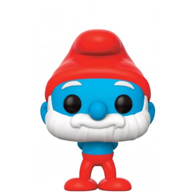 Funko Pop! The Smurfs - Papa Smurf / Grote Smurf