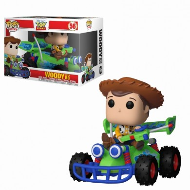Funko Pop! Rides: Toy Story - Woody with RC