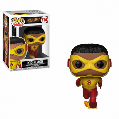 Funko Pop! DC: The Flash TV Series - Kid Flash
