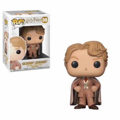 Funko Pop! Movies: Harry Potter - Gilderoy Lockhart