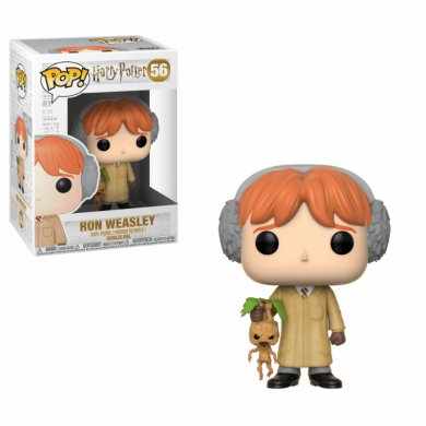 Funko Pop! Movies: Harry Potter - Ron Herbology