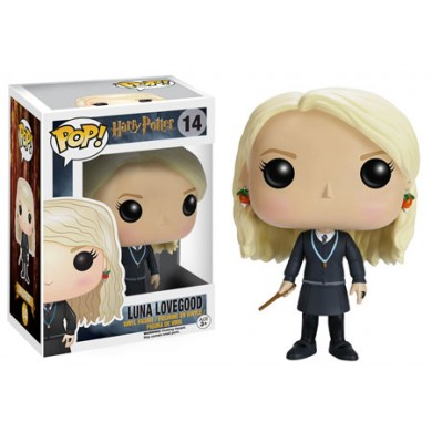 Funko Pop! Movies: Harry Potter - Luna Lovegood