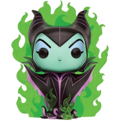 Maleficent Green Flame Limited Edition - Funko Pop! Disney - Maleficent