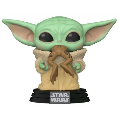 The Child with Frog - Funko Pop! The Mandalorian
