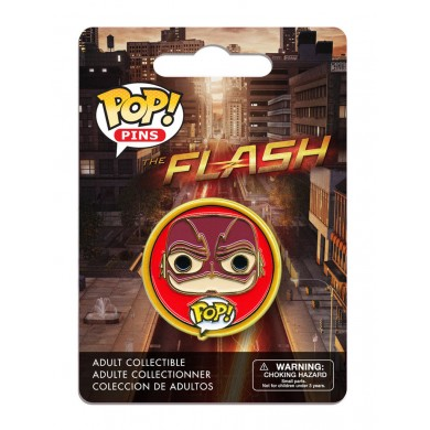 DC Comics Pop! Pin Badge: The Flash